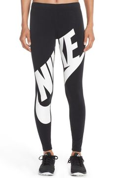 32 Ideas How To Wear Nike Leggings Outfit For 2019 Athletic Outfits, Sport Outfits, Casual Outfits, Fashion Outfits, Fashion Trends, Women's Nike Outfits, Athletic Shoes, Athletic Clothes, Latest Fashion