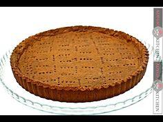 Aluat de tarta cu cacao - Adygio Kitchen - YouTube
