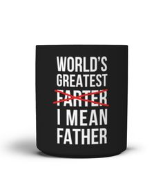 Worlds greatest Father Fathers Day Mug