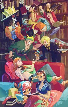 One Piece ❤️❤️