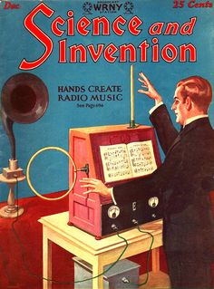 Science and Invention, December 1927