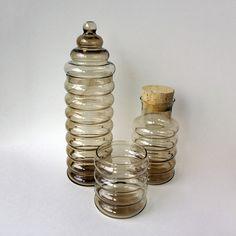 Primula Apothecary Jars