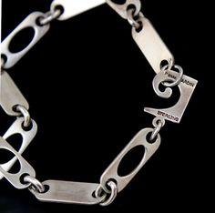 """Pierre Cardin sterling necklace, 16"""", $495 on ebay ... Jan 2013"""