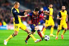 Post Match Stats: Barcelona vs. Atletico Madrid with Score and Grades  #footballmatch, #sports