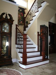 Home Design Decorating Remodeling Ideas Staircase