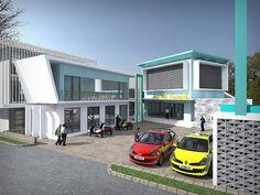 Bagian Halaman Masjid Surabaya, Mansions, House Styles, Interior, Outdoor Decor, Home Decor, Mansion Houses, Indoor, Homemade Home Decor