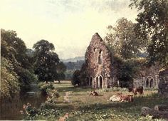 File:Harry Sutton Palmer - Waverley abbey near Farnham (1906).JPG