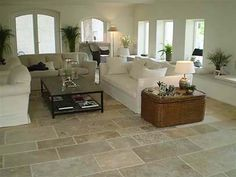 flagstone flooring | Flagstone flooring Oiba Homes and Interiors