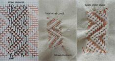 Smocking, Diy And Crafts, Embroidery, Stitching, Dots, Needlework, Costura, Needlepoint, Stitches