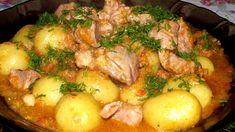 Бюджетное блюдо из картошки: это очень вкусно