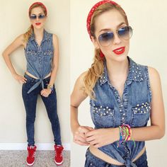 Sophia A. - Total Jeans