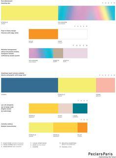Peclers Paris - Intense luminosity - Color trend - SS 2019 - Trends (#847004)