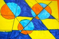 Γραμμές και σχήματα - meleniro
