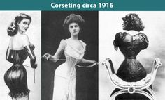 What is a corset?  How do you wear it and what does it all mean?  Find out here in our comprehensive Corsets & Corseting 101 page!