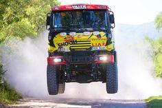 Liaz na Dakaru: Galerie českých speciálů Automobile, Monster Trucks, Rally, Vehicles, Prague, Car, Autos, Cars, Vehicle