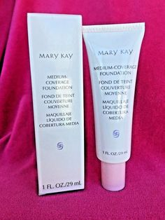 Discontinued Mary Kay