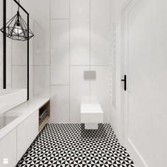 Wystrój wnętrz - Łazienka - styl Skandynawski. Projekty i aranżacje najlepszych designerów. Prawdziwe inspiracje dla każdego, dla…