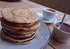 Pancakes sans oeufs, sans beurre, sans lait, sans rien... Sans rien, vraiment ?
