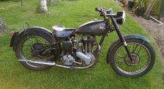 1952 bitsa Motorcycles, Vehicles, Rolling Stock, Motorbikes, Motorcycle, Vehicle, Engine, Choppers