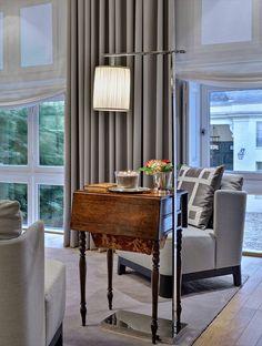 Paris Apartment - Casa do Passadiço. I want that floor lamp!!