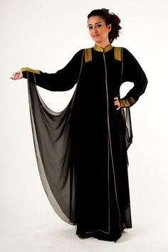 Dubai Abaya Dresses Fashion Designs 2013, Islamic Abaya & Kaftans Designs   Fashion