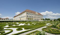 Schloss Hof Estate opens for guests again from May 2020 onwards! SCHLOSS HOF ESTATEEnter into the fascinating world of the Baroque era and thrill to the beauty of Prince Eugene's country seat in Marchfeld! Austria, Lichtenstein Castle, Heart Of Europe, Summer Travel, Palace, Mansions, World, House Styles, Building
