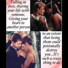 Dawson's creek quote <3