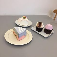 ✨still atop a canopy Cute Desserts, Dessert Recipes, Kawaii Cooking, Piece Of Cakes, Aesthetic Food, Cute Cakes, Cute Food, No Cook Meals, Eat Cake