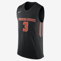 Nike College Replica (Oregon State) Men's Basketball Jersey