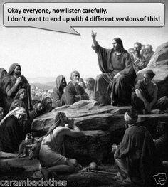 SPOOF FUNNY JESUS GOSPEL ANTI RELIGION T-SHIRT T-SHIRT TSHIRT S-3XL | eBay