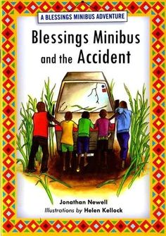 Adventures in Africa with Blessings Minibus based on the Parables of Jesus. This one is about The Good Samaritan.