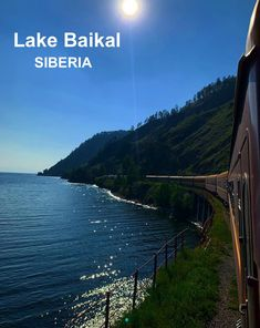 Lake Baikal is the deepest lake in the world with a maxiumum depth of 1631 m.
