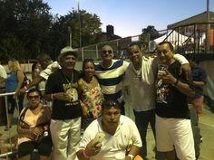 Esta gente celebrando el Dia del Callao. August 18, 2015.