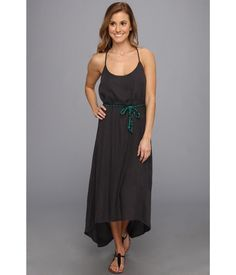 You'll look fancy and free in this Element® Louise Dress.. Regular fit has a modern cut that hugs ...