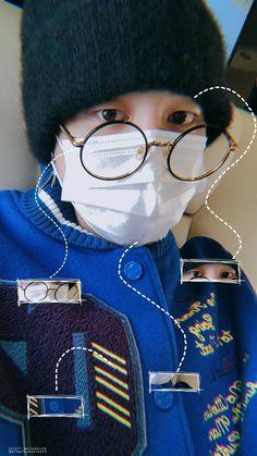 Cr. BTSMySunshine92 #JIMIN Button Nose, Hoseok, Seokjin, My Soulmate, Kpop, I Love Bts, Bts Edits, Bts Video, Bts Members