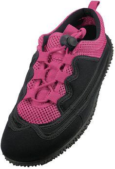 77c4c6a481c4 Easy USA Women s Lace Up Water Shoes (8 B(M) US