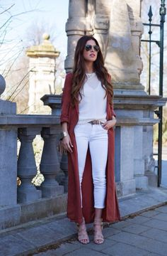 Maxi cardigans for fall