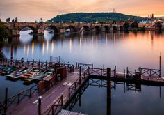 Prague / photo by John and Tina Reid