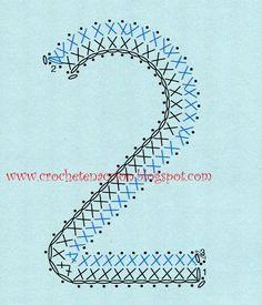 Imagen 0 Crochet Home, Love Crochet, Crochet Gifts, Diy Crochet, Crochet Flowers, Crochet Baby, Crochet Alphabet, Crochet Letters, Cross Stitch Alphabet