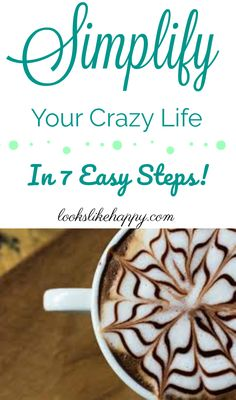 Simplify Your Crazy