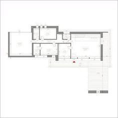 Villa Eurosia Villa, Floor Plans, Fork, Villas, Floor Plan Drawing, House Floor Plans, Mansions