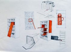 Projet étudiant : BLOOK module pour bibliothèque par Nicolas Granger