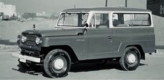 History of Nissan and 'Nissan Patrol' Series 60 ← Old Partners