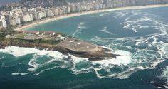 Forte de Copacabana vai abrigar algumas competições das Olimpíadas de 2016