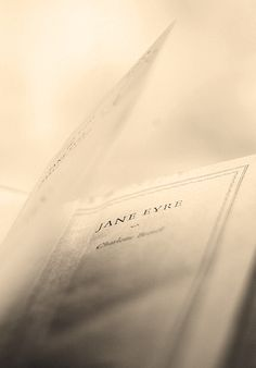 What I'm reading: Jane Eyre.  Technically, this is for British Lit, but it's been on my personal list for a while too...