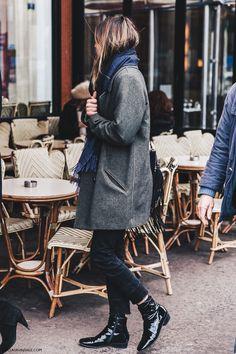 PFW-Paris_Fashion_Week_Fall_2016-Street_Style-Collage_Vintage-Stella_McCartney-Grey_Coat-.jpg 1050×1575 pixels