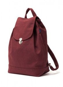 BAGGU fig backpack. Beautiful Outfits, Beautiful Clothes, Shops, Stewart,  Cotton Canvas bce7948c52