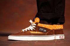 """""""Save the Wilhelmsburg"""" Vans Half Cab Pro x Trap Skateboards"""
