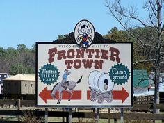 Are we there yet? #frontiertown