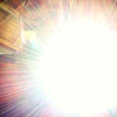Sun reflection shoot #selfie